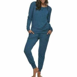 Felina French Terry Lounge Pajama Set